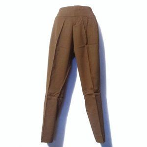 Burberry tapered trousers pants sz.4
